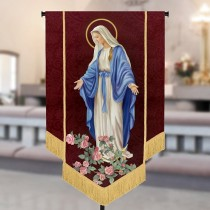 Our Lady of Grace Catholic Church Banner