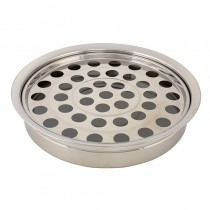 Silver Finish Communion Tray 40 Servings