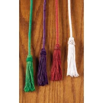 Rayon Cincture with Tassel