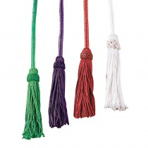 Rayon Cincture with Tassel -Set of 4