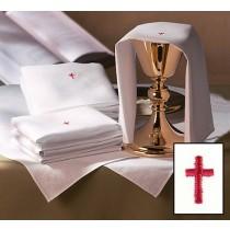 Red Cross Corporal Altar Linen