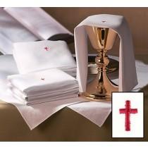 Red Cross Mass Linens Set