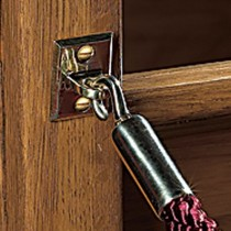 Replacement Bracket for Church Pew Rope