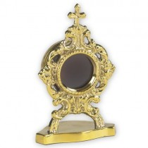 Small Oval Church Reliquary