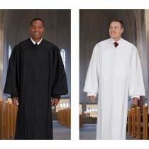 Traditional Clergy Robes Black or White