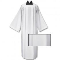 Plain Box Pleated Clergy Alb