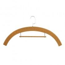 Wood Tone Plastic Clergy Robe Hangers
