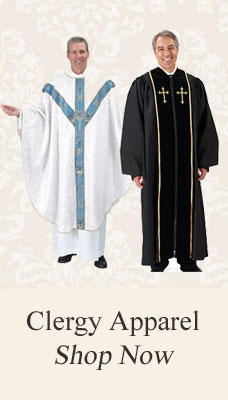 Discount Clergy Apparel for Sale