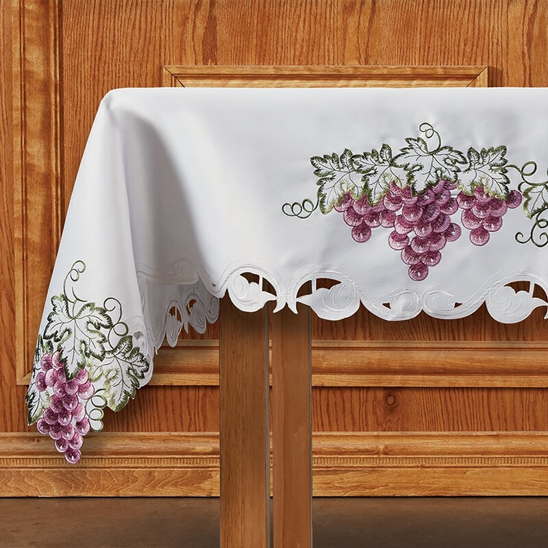 Grapes and Vines Church Altar Frontal