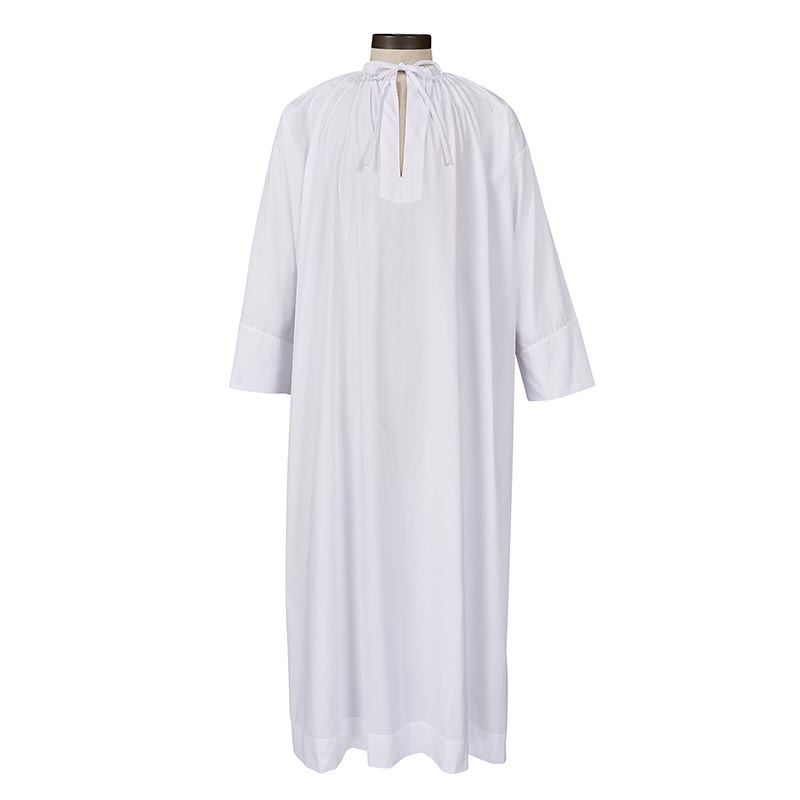 Traditional Pullover Clergy Alb