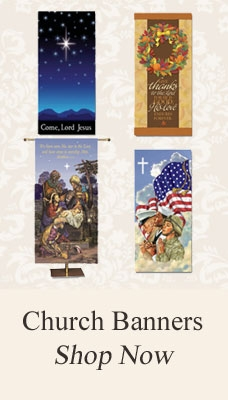 Church Banners for Sale